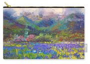 Local Color Carry-all Pouch by Talya Johnson