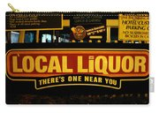 Local Liqour Carry-all Pouch