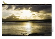Loch Bracadale Sunset Carry-all Pouch