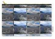 Loch Ness In Squares Carry-all Pouch