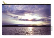 Loch Raven Sunrise Carry-all Pouch