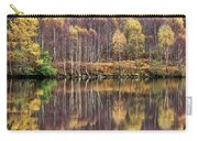 Loch Tummel Reflections Carry-all Pouch