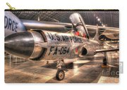 Lockheed F-94 Model C Starfire Carry-all Pouch