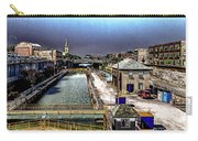 Lockport Canal Locks Carry-all Pouch