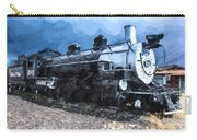 Locomotive 495 A Romantic View Carry-all Pouch