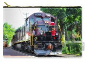 Locomotive In Color Carry-all Pouch