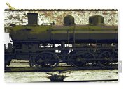 Locomotive Vector Carry-all Pouch