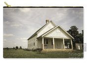 Locust Prairie One Room School Aged Carry-all Pouch