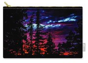 Lodge Sunset Carry-all Pouch