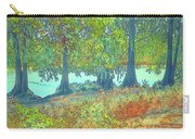 Lodi Lake Sentinels Watercolor Carry-all Pouch