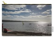 Loe Beach Windsurfers Carry-all Pouch