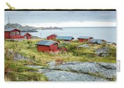 Lofoten Cabins 3 Carry-all Pouch