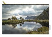 Lofoten Reflections Carry-all Pouch