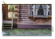 Log Cabin 1 Carry-all Pouch