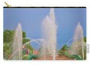 Logan Circle Fountain 2 Carry-all Pouch