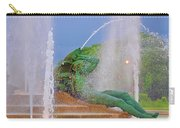 Logan Circle Fountain 3 Carry-all Pouch