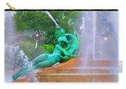 Logan Circle Fountain 6 Carry-all Pouch