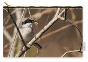 Loggerhead Shrike Carry-all Pouch