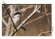 Loggerhead Shrike Carry-all Pouch