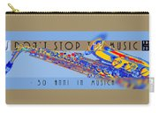 Logo Sax Hd Carry-all Pouch