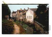 Loire Valley Village Scene Carry-all Pouch