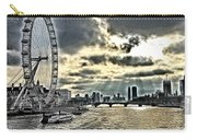 London A View From A Bridge  Carry-all Pouch