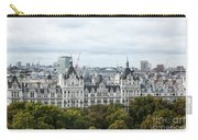 London Along The River Thames Carry-all Pouch
