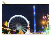 London Christmas Markets 12 Carry-all Pouch