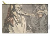 London Cries - A Milkmaid Carry-all Pouch