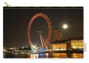 London Eye At Night Carry-all Pouch