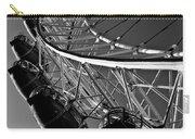 London Eye Carry-all Pouch by David Pyatt