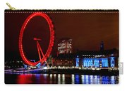 London Eye Carry-all Pouch by Heather Applegate