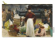 London Flower Girls Piccadilly Circus Carry-all Pouch