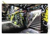 London Graffiti Art Carry-all Pouch