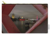 London In My Window Carry-all Pouch