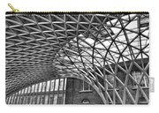 London Kings Cross  Carry-all Pouch
