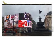 London Piccadilly On A Rainy Day Carry-all Pouch