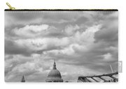 London - St. Pauls Cathedrale Carry-all Pouch