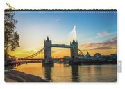 London Sunrise 2 Carry-all Pouch