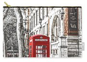 London Telephone B Carry-all Pouch