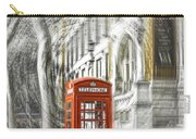 London Telephone C Carry-all Pouch