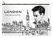 London The Fashion Capital Carry-all Pouch by ISAW Company