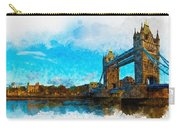 London Unveiled Carry-all Pouch