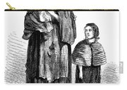 London, Vagrants, 1861 Carry-all Pouch