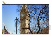 London's Big Ben Carry-all Pouch