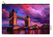 London's Tower Bridge Carry-all Pouch