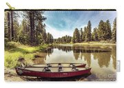 Lone Canoes, Winchester Lake Carry-all Pouch