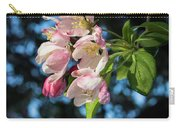 Lone Cherry Blossoms Carry-all Pouch
