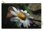 Lone Daisy Carry-all Pouch