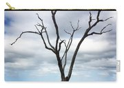 Lone Dead Tree Carry-all Pouch